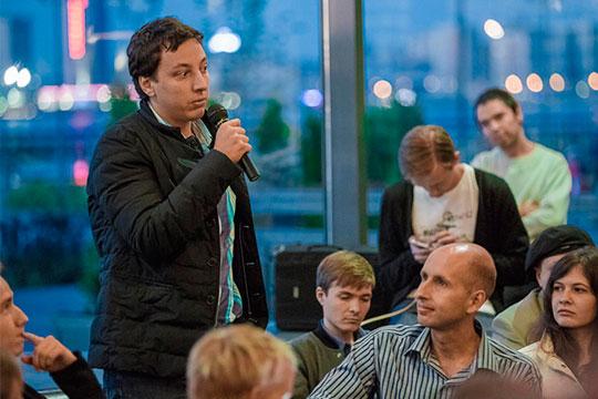 Бизнес-лидер республиканской IT-индустрии— молодой «выскочка»Дмитрий Еремеев