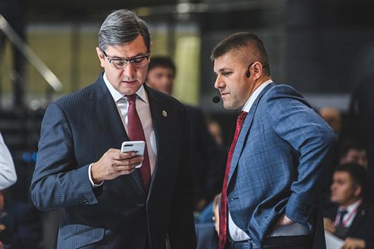 Роман Шайхутдинов, заняв должностьпрофильного вице-премьера, получил возможность полностью сконцентрироваться насамом глобальном ИТ-проекте РТ