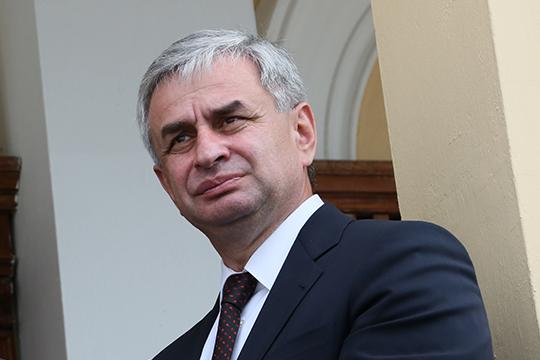 ВАбхазии была объявлена бессрочная акция протеста стребованием отставки президентаРауля Хаджимбы