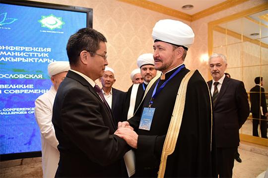 «Моя евразийская политика— это поддержание всяческих связей стюркоязычными мусульманами»