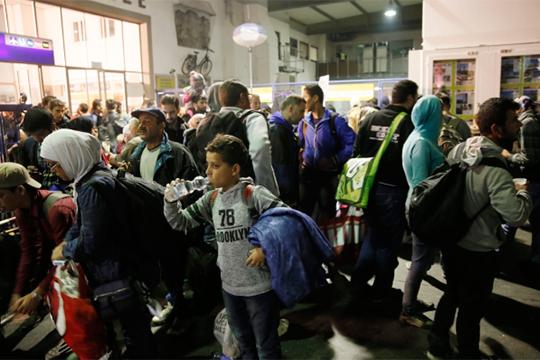 «Нельзя осуждать мигрантов, потому что они воспитались у себя, в своей среде, своей культуре, обладают своим менталитетом и своими восточными традициями»