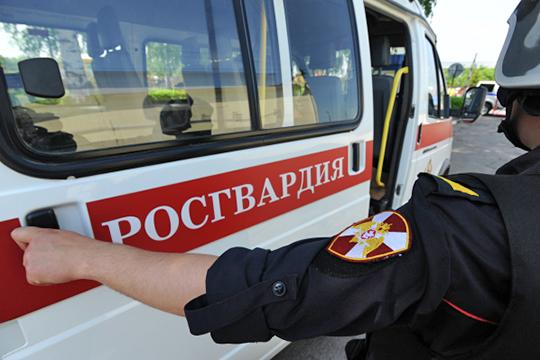 «Куратор казанских ЧОПов» изРосгвардии попал вруки следкома иФСБ