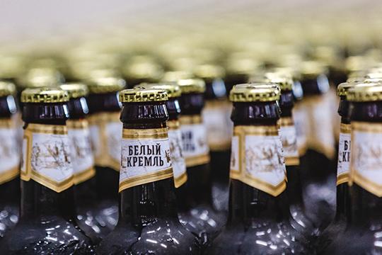 Спрос на безалкогольное пиво «Белый кремль» в Татарстане оказался выше, чем это планировали в АО «Татспиртром» (ТСП)