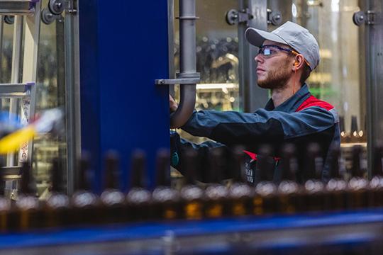 Процесс варки безалкогольного пива отличается оталкогольного. При его производстве используются специальные дрожжи, которые везут изГермании