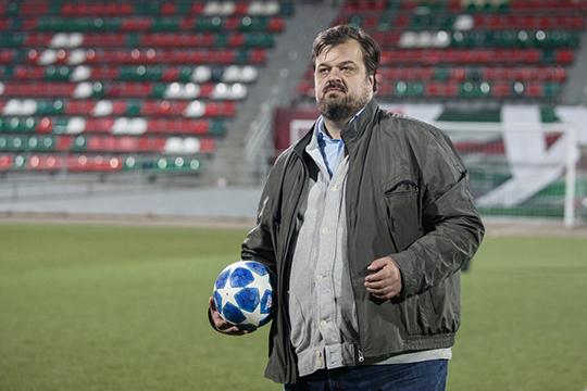 Василий Уткин: «Мне кажется, что сейчас «Рубин» представляет собой достаточно свободную от обременений площадку, которая может развиваться в любом направлении»
