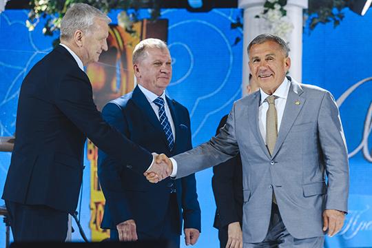 «Чудо можете сделать тольковы»: как награждали лучших лекарей Татарстана