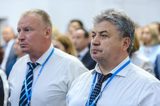 Геннадий Емельяновустоял вЕлабужском округе, победив замгендиректора «Эссена»Ильшата Шаймуратова