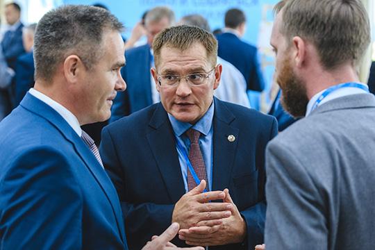 Вошел впартийный список напроходном месте иглава Зеленодольского районаАлександр Тыгин