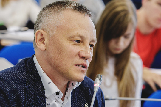 Ильдус Янышев