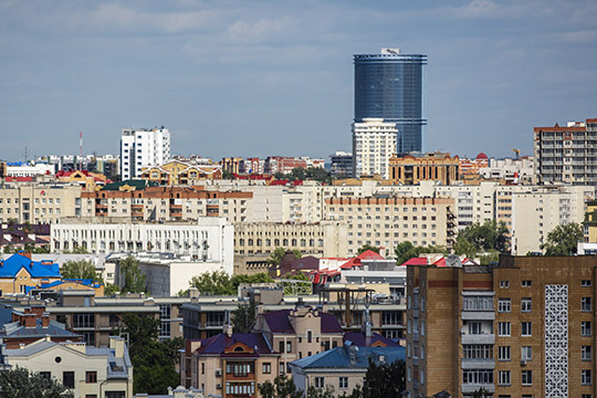Малоэтажная застройка — это еще одна из стандартных проблем, с которыми сталкиваются все крупные города
