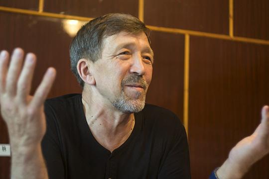 Рустям Галиев, режиссер: «Бишегем» станет нашим вкладом всохранение родного языка…»