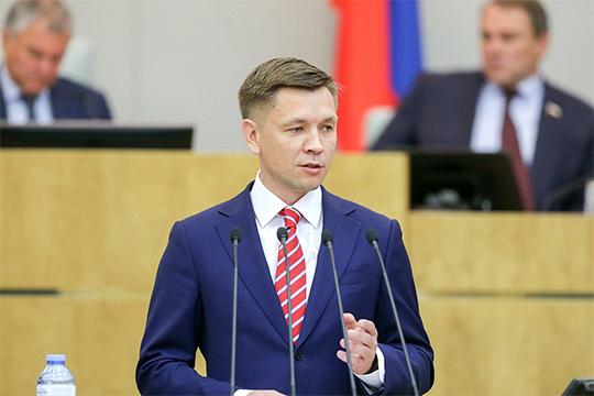 Константин Носков: «Мы будем делать все, чтобы это будущее несло только положительные моменты»