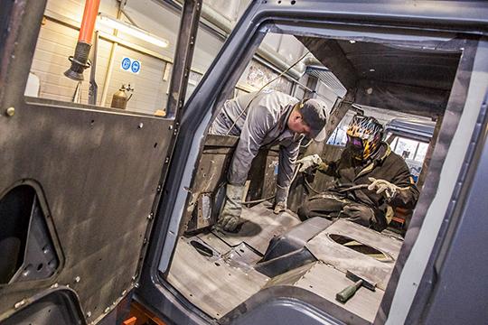 Комплектующие для КАМАЗа, в частности, приборные панели, производит челнинское ООО «Икар Плюс» (6)