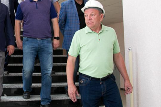 Бизнес одного из самых авторитетных строителей РТ Газинура Ахметова все крепнет