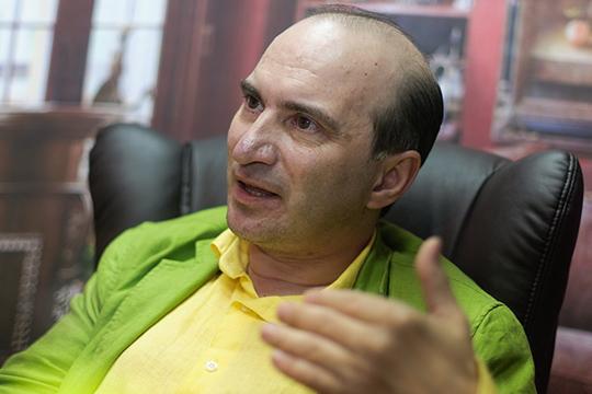 Армандо Диаманте: «Театральная деятельность имеет определенную специфику, которую очень сложно в нынешних реалиях законодательно учитывать»