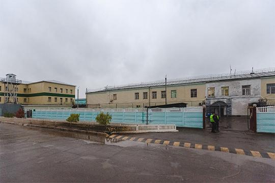 ИК-2— учреждение строгого режима слимитом в1637 человек для ранее отбывавших наказание вместах лишения свободы