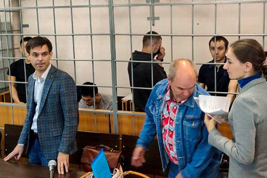Советский райсуд Казани вынес приговор самого громкого дела в истории ФСКН в Татарстане