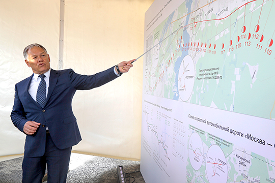 Вячеслав Петушенко: «Меридиан»— транзитная трасса, а у нас связь центров экономического роста регионов России. У нас всего лишь 5% приходится на международный трафик, все остальное — это перевозки внутри страны»