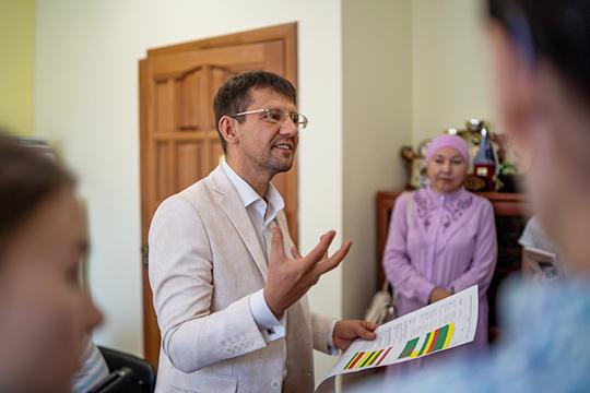 «Без зазрения совести упрекну того, кто неговорит сомной надолжном уровне по-татарски»