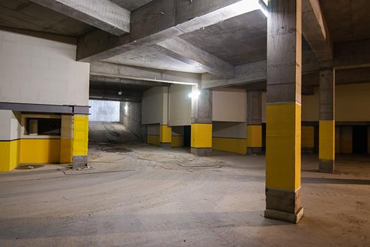 «Не буду скрывать, что для нас строительство паркинга очень затратно. Зато в комплексе Sunrise Сity добавится еще более 900 парковочных мест»