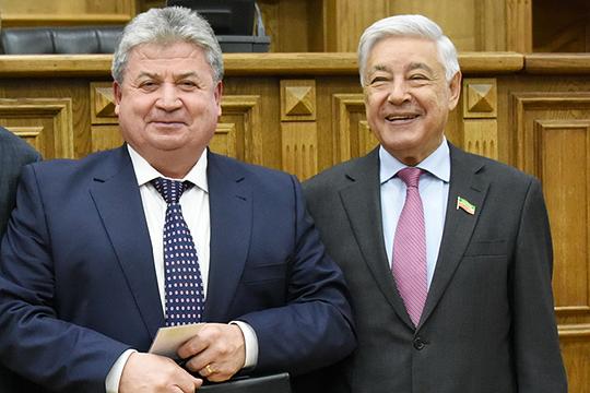 Геннадия Емельянова елабужане пока провожают в Госсовет РТ, хотя ему прочат и место сенатора в Совете Федерации