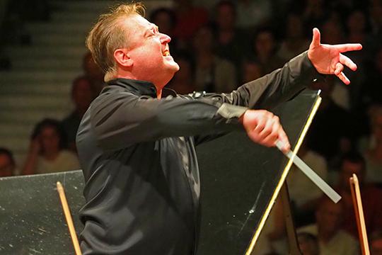 Александр Сладковский: «Моя семья– это оркестр»