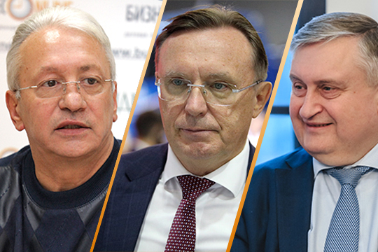 Топ-100 бизнес-элиты РТ: «лунный пейзаж» после выборов