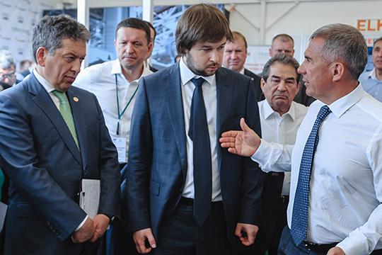Наиль Маганов сохранил лидирующую позицию в Топ-100 бизнес-элиты. «Татнефть» приобрела производство каучуков, открыла новый завод и ввела в эксплуатацию вторую установку по первичной обработке нефти