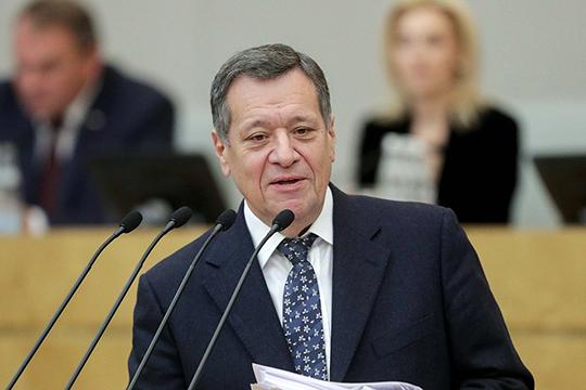 Самый высокий процент завершившихся принятием законопроектов обнаружен у депутата Андрея Макарова — 86,67%