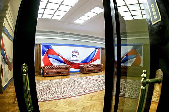 Самой мощной лоббистской группой является «Единая Россия» — у нее 339 мандатов