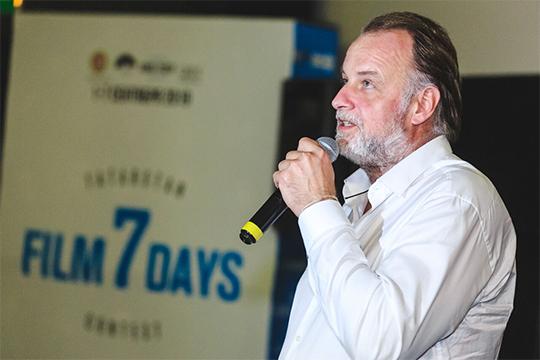 С огромной скидкой 41% от стартовой цены, 7,7 млн рублей на организацию проекта «Кино за семь дней» из рук «ЗемляНики» вырвало татарстанское АНО «Время Кино»