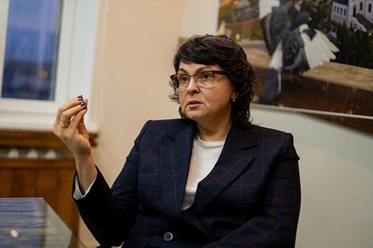 Татьяна Речкунова:«Еслибы мне кто-то 10 лет назад сказал, что яв45 лет перееду вТатарстан, прожив всю жизнь вБарнауле, ябы неповерила. Нокогда предложили, даже неочень испугалась ипереехала»