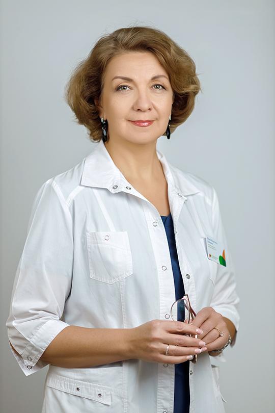 Фирая Сабирова:«Мы— первая многопрофильная частная клиника счастным роддомом, стационаром иотделением ЭКОвТатарстане.Высокая репутация «Скандинавии»известна нетолько вКазани, ноизапределами республики»