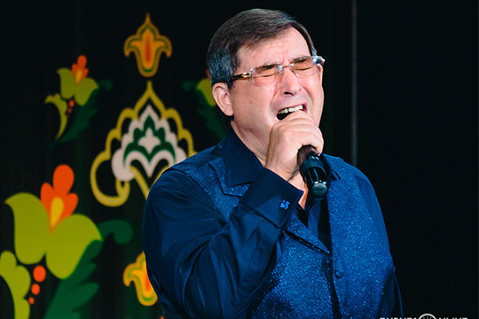 Главные татарские звезды все последние годы вомногом работали ипродолжают работать натом багаже, который был создан уже давно