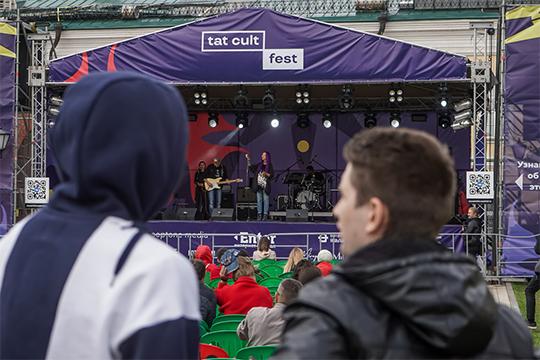 Все громче заявляют осебе татарские музыкальные «альтернативщики», которым теперь вдень главного праздника республики 30августа наоткуп отдана территория Кремля под TAT CULT FEST