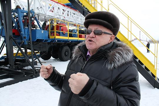 Наши эксперты отметили генерального директора ЕлАЗа Камиля Галимова. Он возглавляет завод с 2009 года