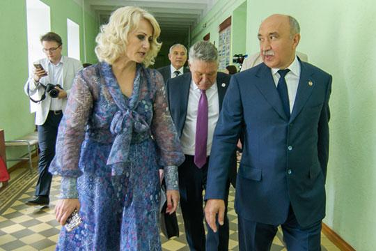 Улучшила позицию в рейтинге Елена Мерзон (9), — директор Елабужского института КФУ