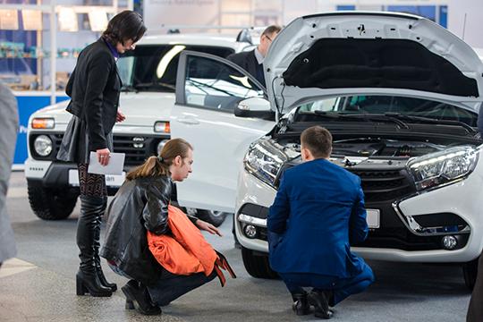 Стоимость автомобилей в России вырастет в начале следующего года