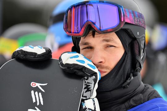 Рекомендованный Москвой: американский сноубордист теперь выступает заТатарстан