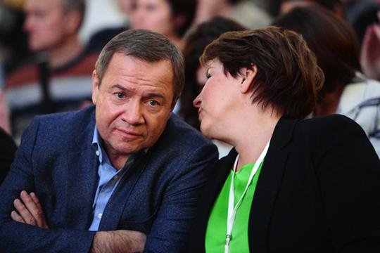 Валентин Юмашев: «Вэтом году исполняется 20 лет современи прихода Владимира Владимировича Путина вовласть»