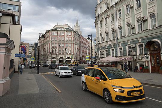 Если 5 лет назад люди ездили в Москву потаксовать, заработать денег, сегодня в этом уже нет смысла