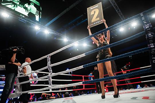15 декабря в Казани пройдет финал 12-го сезона Боёв по правилам TNA