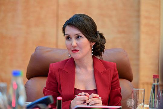 «Лилия [Галимова] сейчас у нас возглавляет пресс-центр. [Эдуард] Хайруллин будет работать у [Айдара] Салимгараева замом»