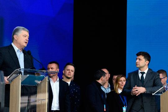 «Зеленский вызывает у Путина опаску. С другой стороны, Путин понимает, что у лидера-полулиста в гораздо большей степени развязаны руки, нежели у Порошенко»