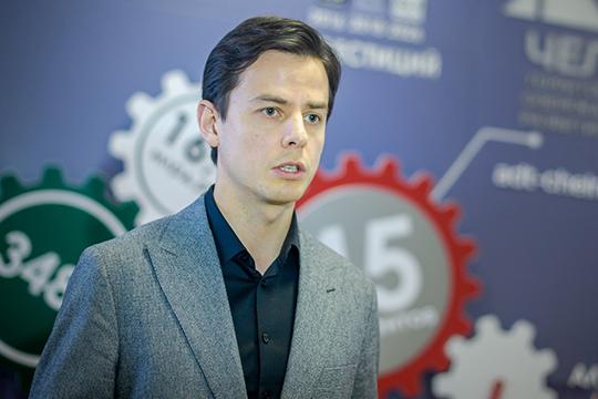 Эльдар Тимергалиев:«Если инвестиционный порог напервый год работы снижен с5 до2,5 миллионов рублей, томинимальное штатное расписание сократилось с20 до10 рабочих мест»