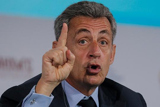 На других площадках рассуждали о войнах и перенаселении. Об этих глобальных вызовах говорил и приехавший на форум экс-президент Франции Николя Саркози