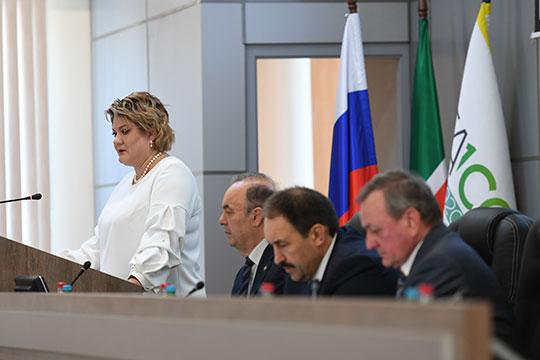 Как сообщила Наталья Гатауллина, одной из наиболее важных задач органов госстатистики на ближайшие годы является формирование официальной статистической информации