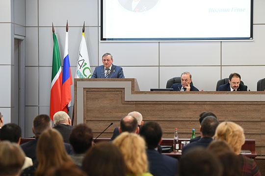 Валерий Кандилов: «Наша задача — обеспечить статистическим инструментарием все те функции, которые возложены на органы государственной и муниципальной власти»