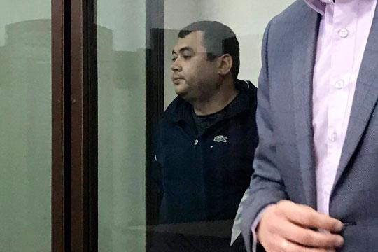 В 2017 году Динар Залялов (на фото), по версии обвинения, договорился со знакомым Шайхутдинова и Кириллова о взятке в 25 млн рублей, за которые якобы могли помочь «решить вопрос со следователями ГСУ МВД по РТ»