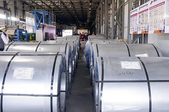 Первый резидент ТОСЭР «Нижнекамск» компания скитайским капиталом «Камасталь» пока непланирует корректировать производственные планы, несмотря наточтоукомпании есть поставщики изКитая